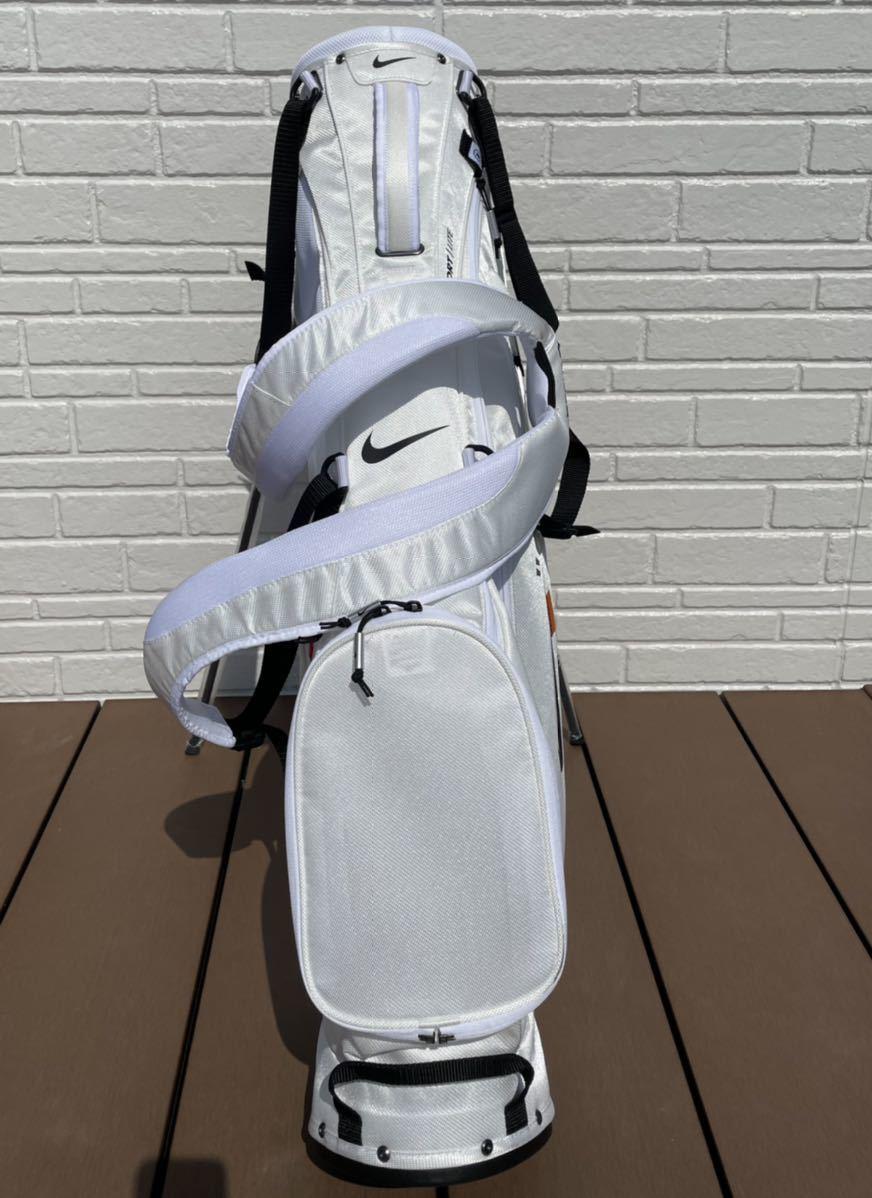 オリジナルNikeゴルフバッグ【ホワイト】_画像3