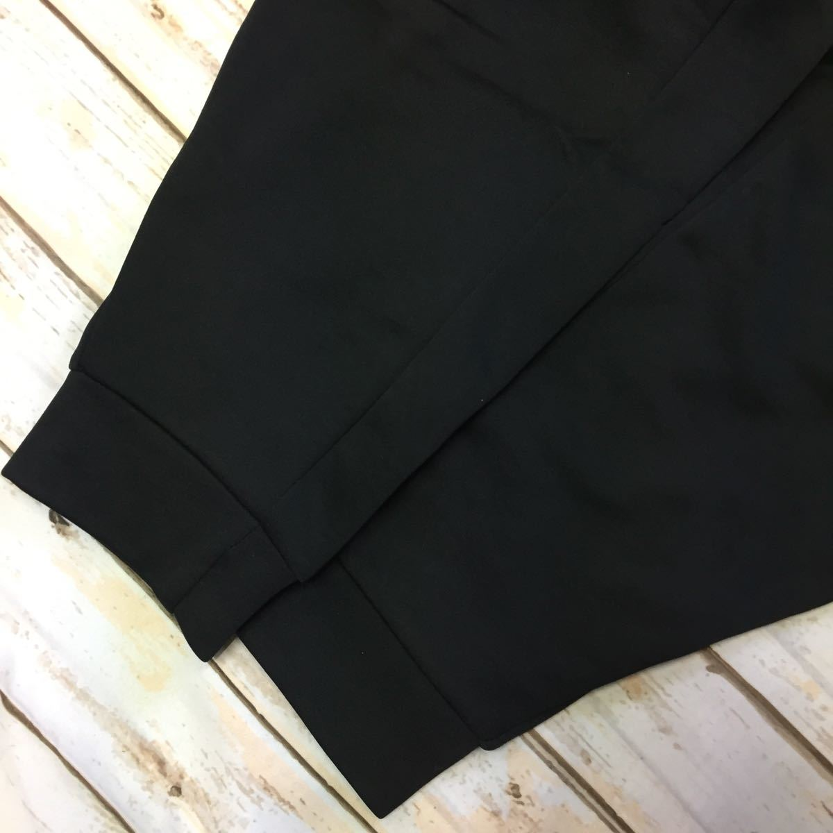 ナイキ NIKE テーパードパンツ 黒 L 新品