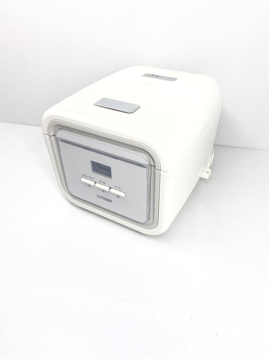 炊飯器★3合炊き★タイガー魔法瓶 JAJ-A550(WS)