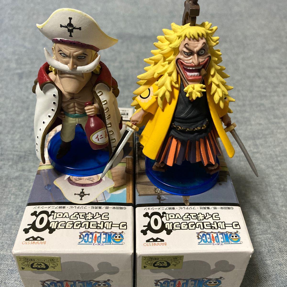 ワールドコレクタブルフィギュア ワンピース vol.0 ワーコレ
