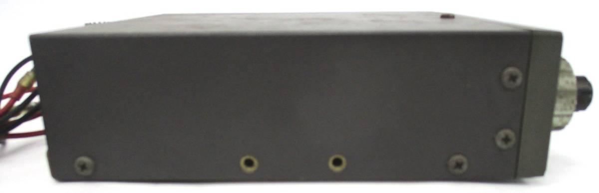 DAIWA 12v search 9 SR-9 VHF FM RECEIVER アマチュア無線 動作未確認 画像にて判断して下さい_画像5