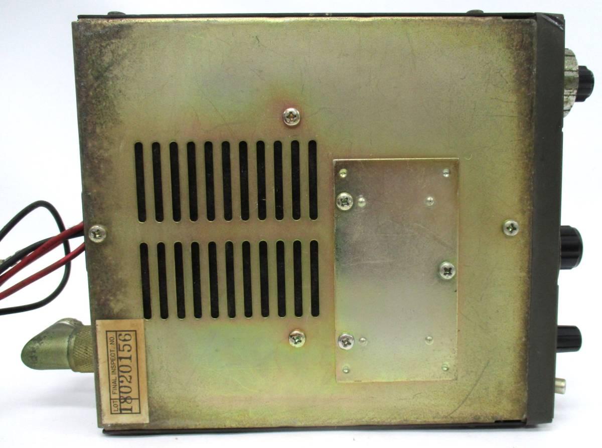 DAIWA 12v search 9 SR-9 VHF FM RECEIVER アマチュア無線 動作未確認 画像にて判断して下さい_画像6
