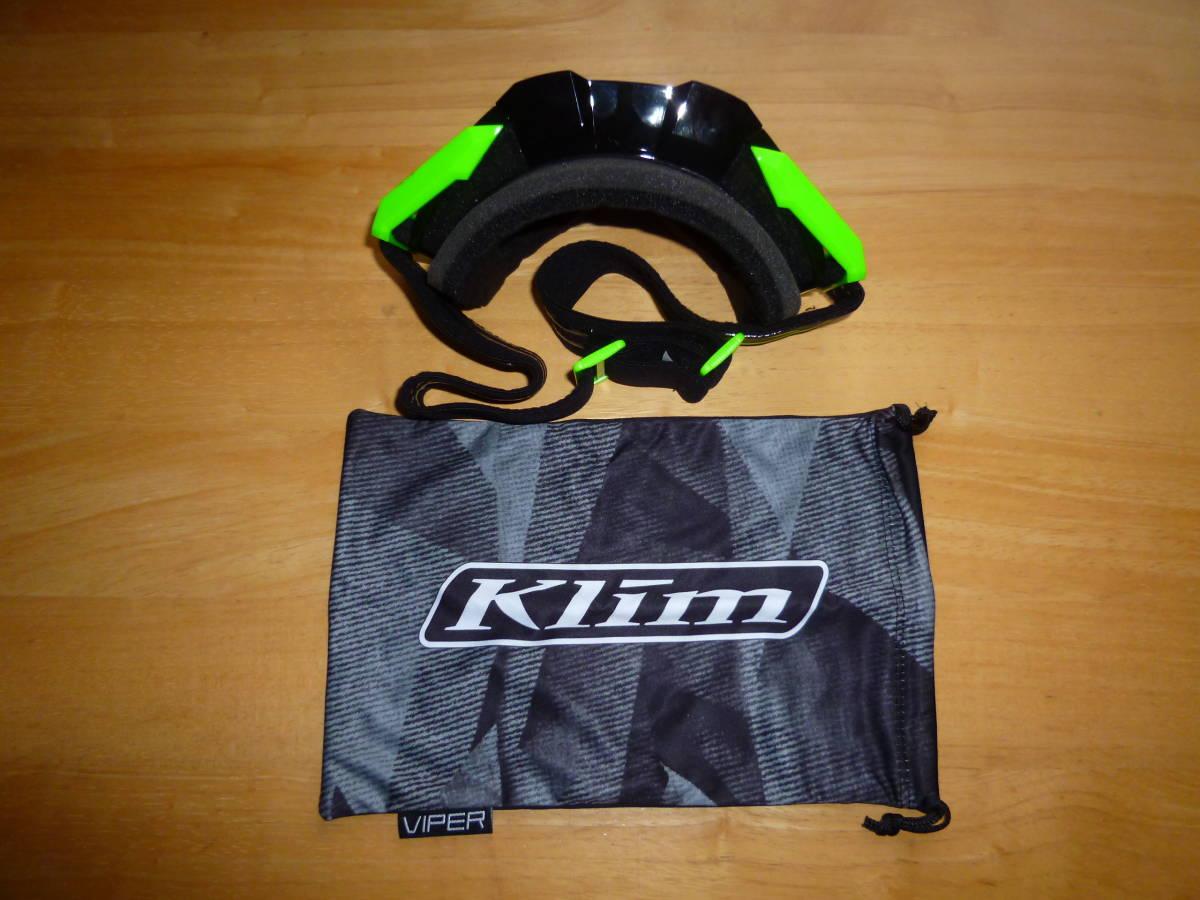 klim(クライム)ゴーグル VIPER PRO SNOW GOGGLE 新品未使用品_画像4
