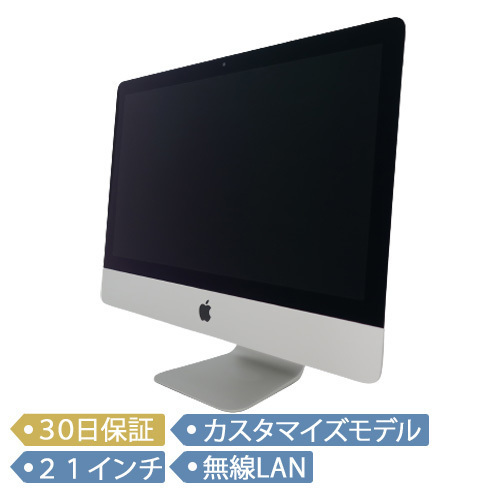 APPLE iMac Retina 4K/MNE02J/Aカスタマイズ/Core i7 3.6GHz/SSD 1TB/メモリ16GB/21.5インチ/Mac OS X (10.13)/【良】_画像1
