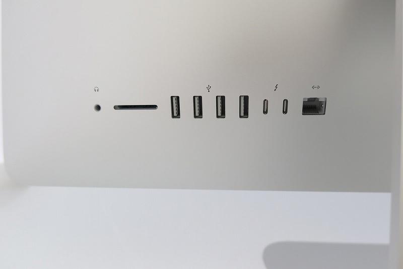 APPLE iMac Retina 4K/MNE02J/Aカスタマイズ/Core i7 3.6GHz/SSD 1TB/メモリ16GB/21.5インチ/Mac OS X (10.13)/【良】_画像4