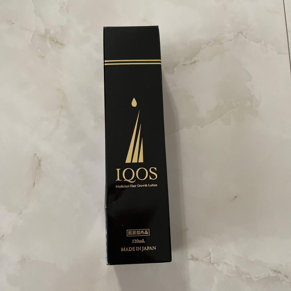イクオス 育毛剤 薬用 IQOS イクオス育毛剤