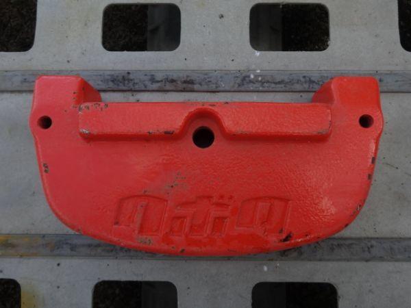 ウエイト クボタ トラクター B_画像1
