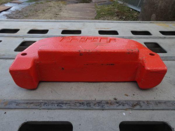 ウエイト クボタ トラクター B_画像4