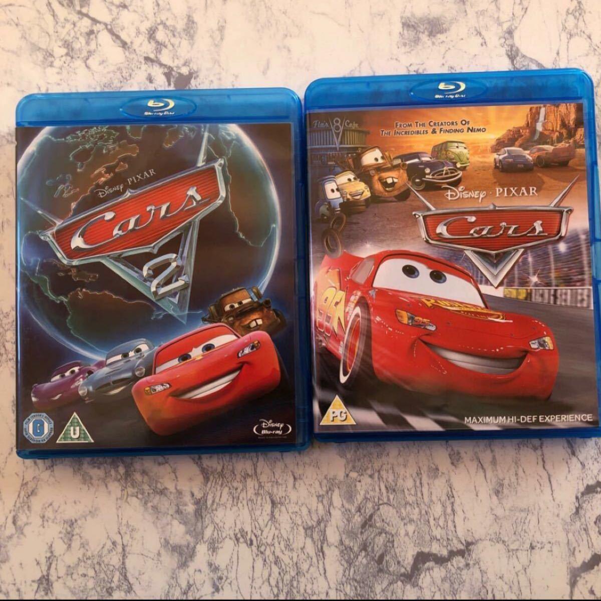 Blu-ray カーズ カーズ2 DVD