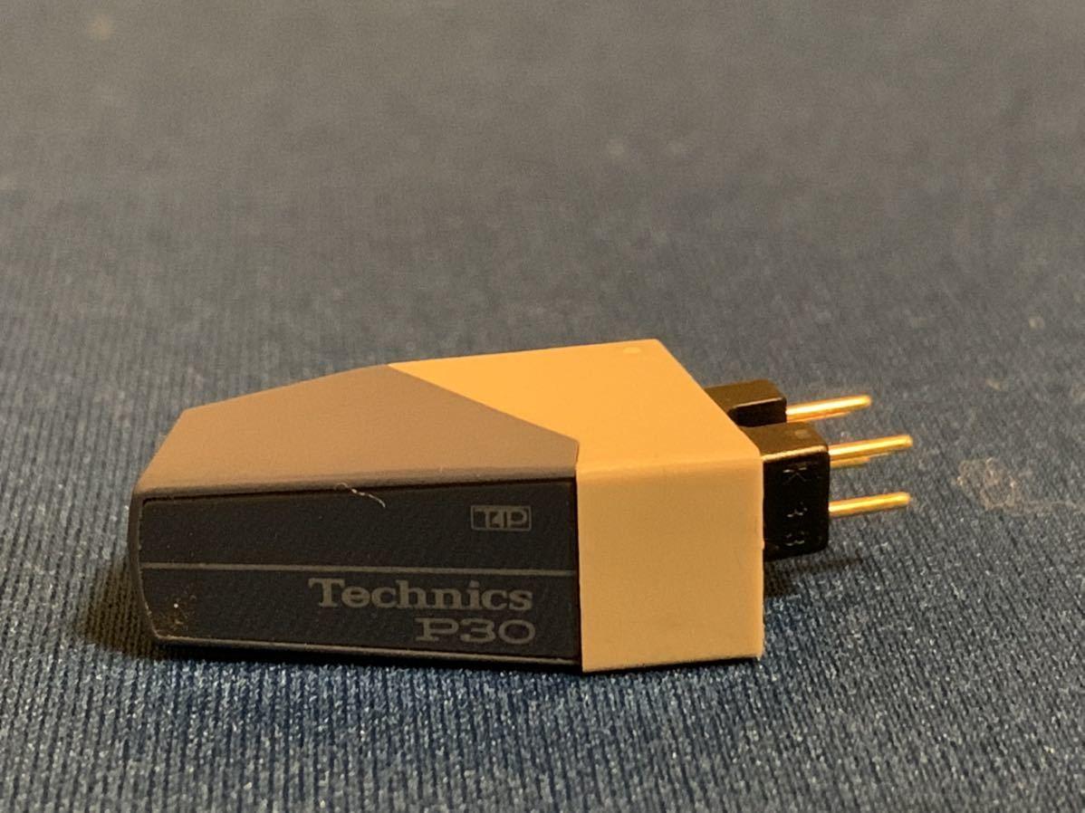 Technics P-30 T4P針 MM型カートリッジ 動作確認済み_画像1