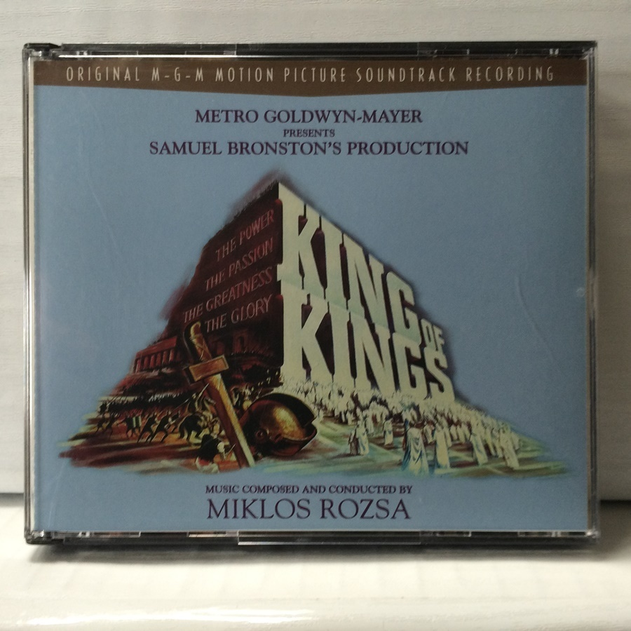 2CD KING OF KINGS キングオブキングス ミクロス・ローザ ICR