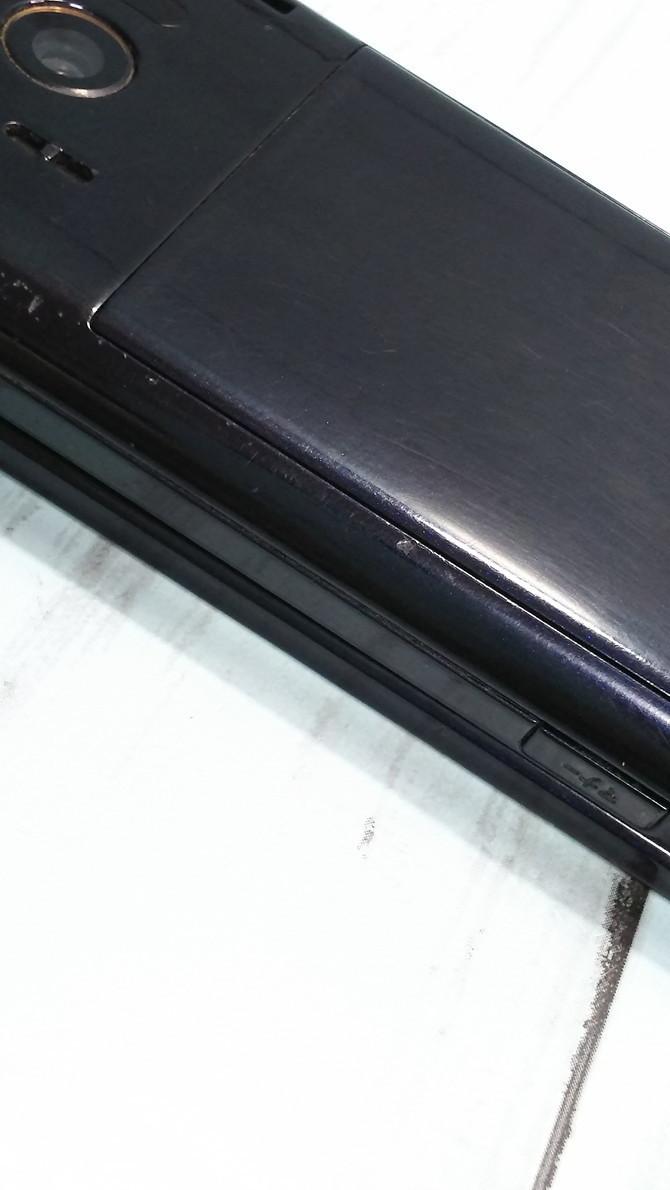 docomo AQUOS SH-06G ブラック 本体 白ロム SIMロック解除済み SIMフリー 444427_画像8
