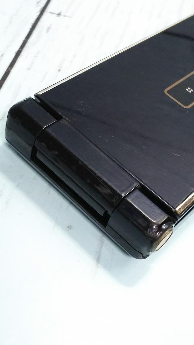 docomo AQUOS SH-06G ブラック 本体 白ロム SIMロック解除済み SIMフリー 444427_画像10
