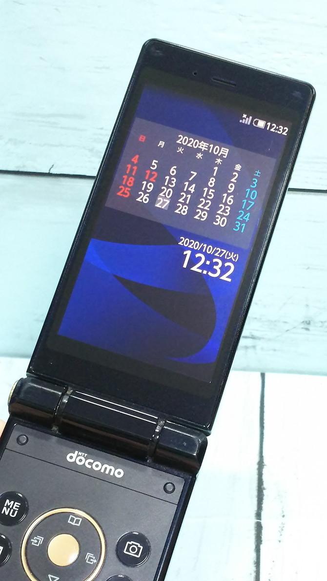 docomo AQUOS SH-06G ブラック 本体 白ロム SIMロック解除済み SIMフリー 733521_画像4