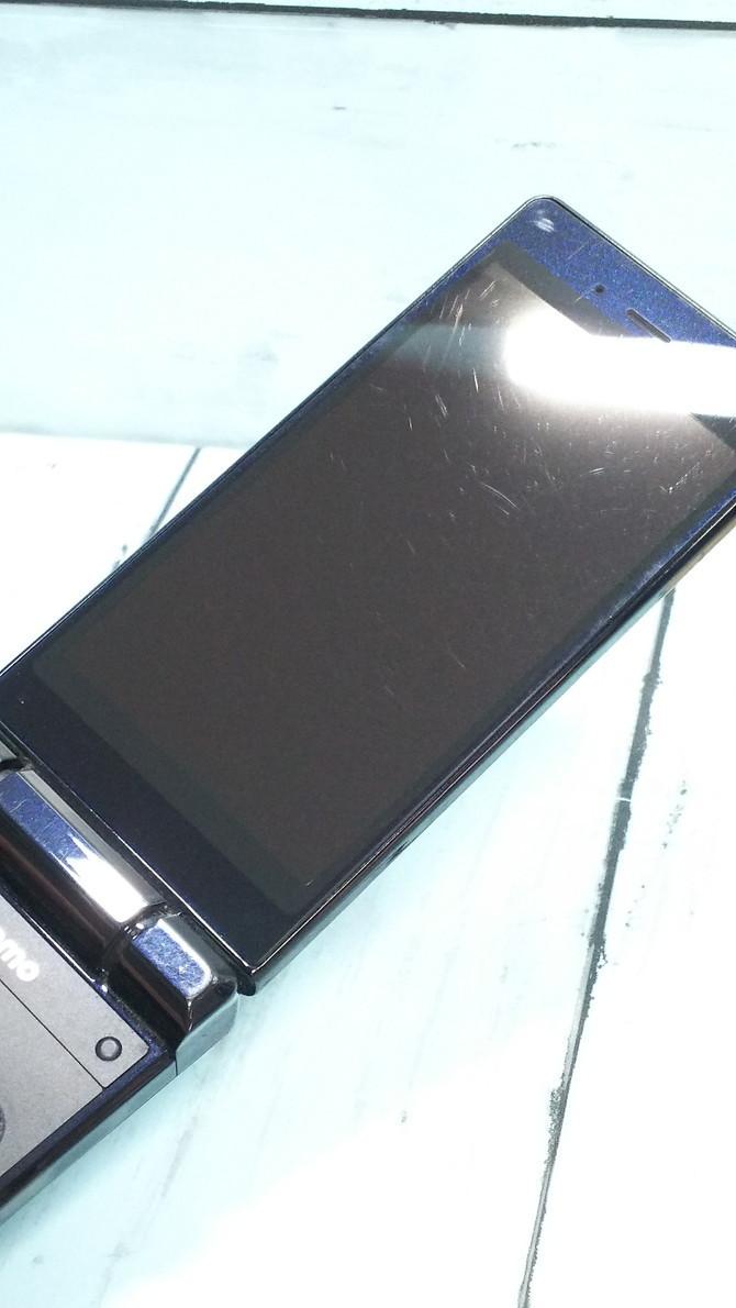 docomo AQUOS SH-06G ブラック 本体 白ロム SIMロック解除済み SIMフリー 733521_画像5