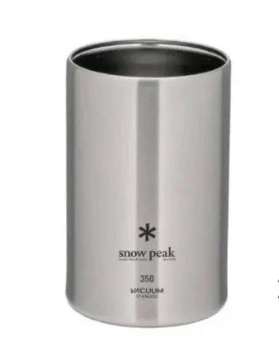 完売 Snow Peak スノーピーク缶クーラー 350 1箱 ビール ジュース