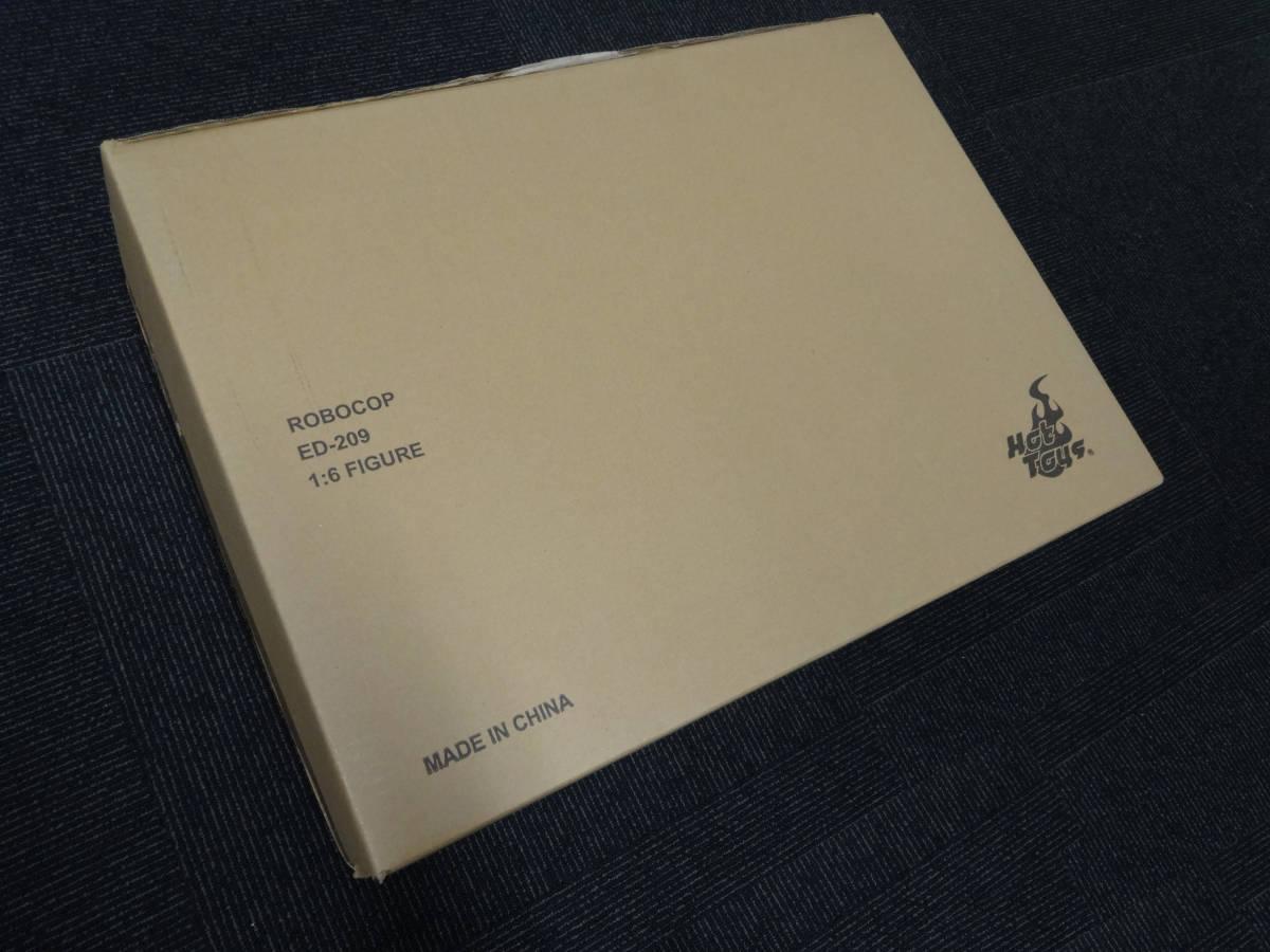 ロボコップ ED-209 トーキング ver ホットトイズ MMS204 ムービー マスターピース 1/6 フィギュア 新品 未開封_画像1