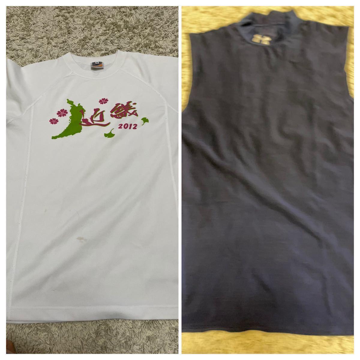 スポーツウェア Tシャツ ロンT ロングスリーブ まとめ売り adidas デサント アンダーアーマー NIKE ナイキ