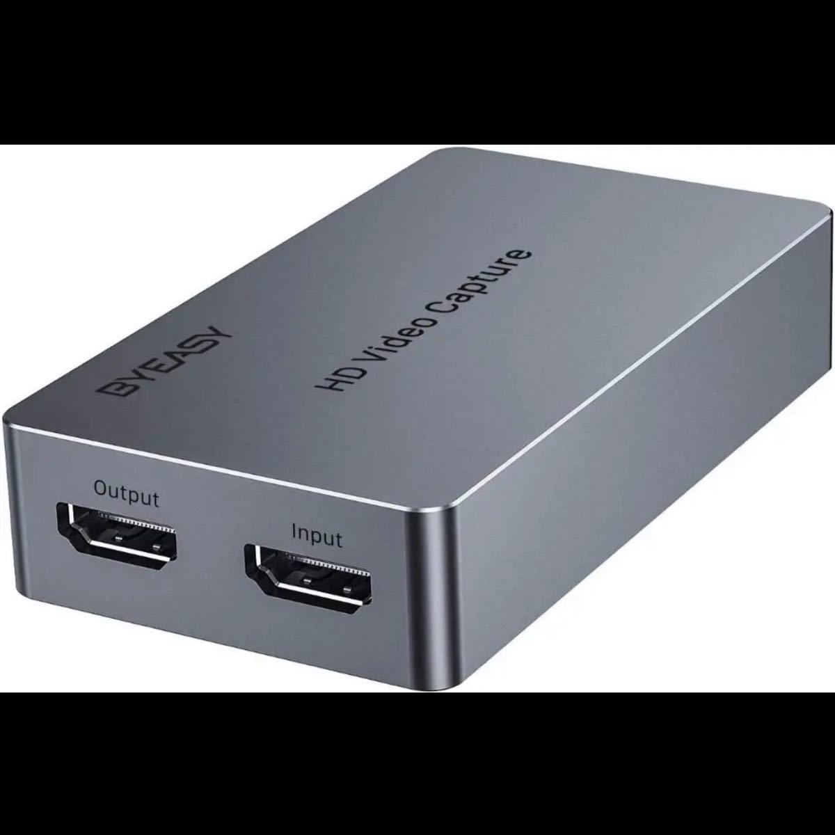 キャプチャーボード HDMI ビデオ USB パススルー キャプチャー カード 高速 ポート HDMI 変換アダプタ