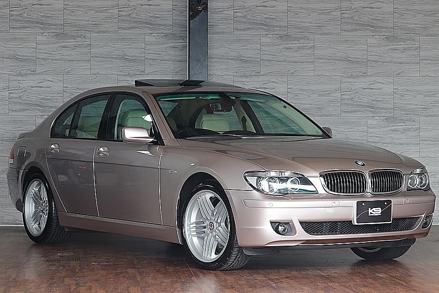 「【 超激レア/極上最高峰限定車 】 BMW7シリーズ/individual/コンポジション1/特注フルオーダー/超希少オプションカラー」の画像3