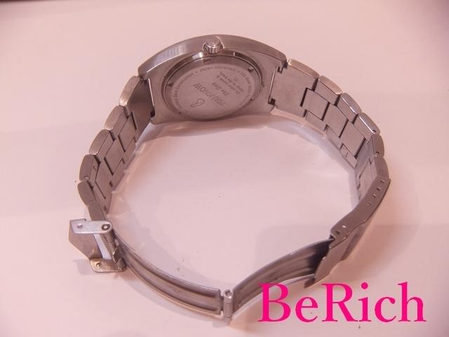 ニクソン NIXON メンズ 腕時計 白 ホワイト 文字盤 SS シルバー デイデイト アナログ クォーツ QZ ウォッチ 【中古】ht2150_画像5