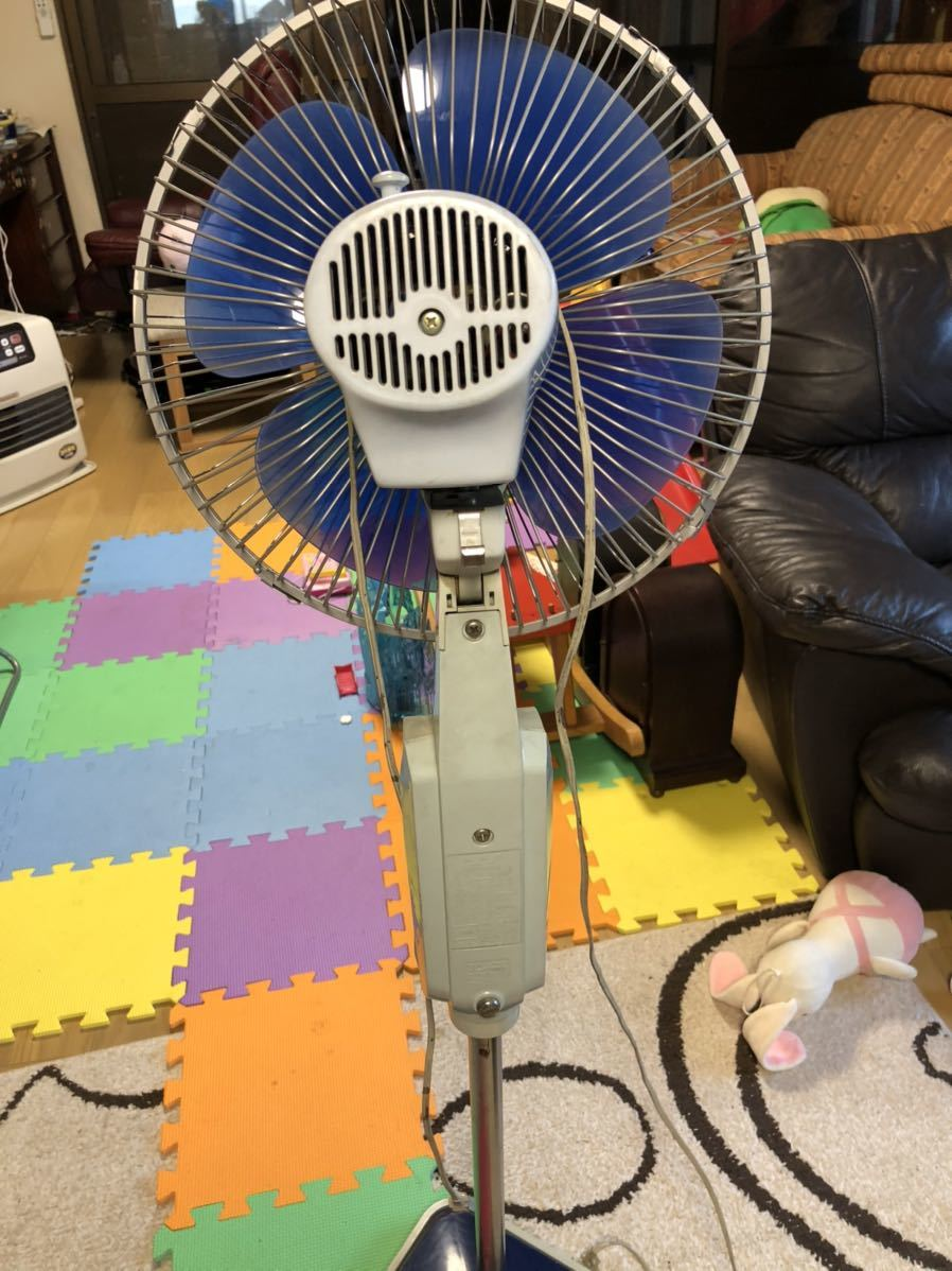 Toshiba 扇風機 レトロ扇風機 昭和レトロ _画像8