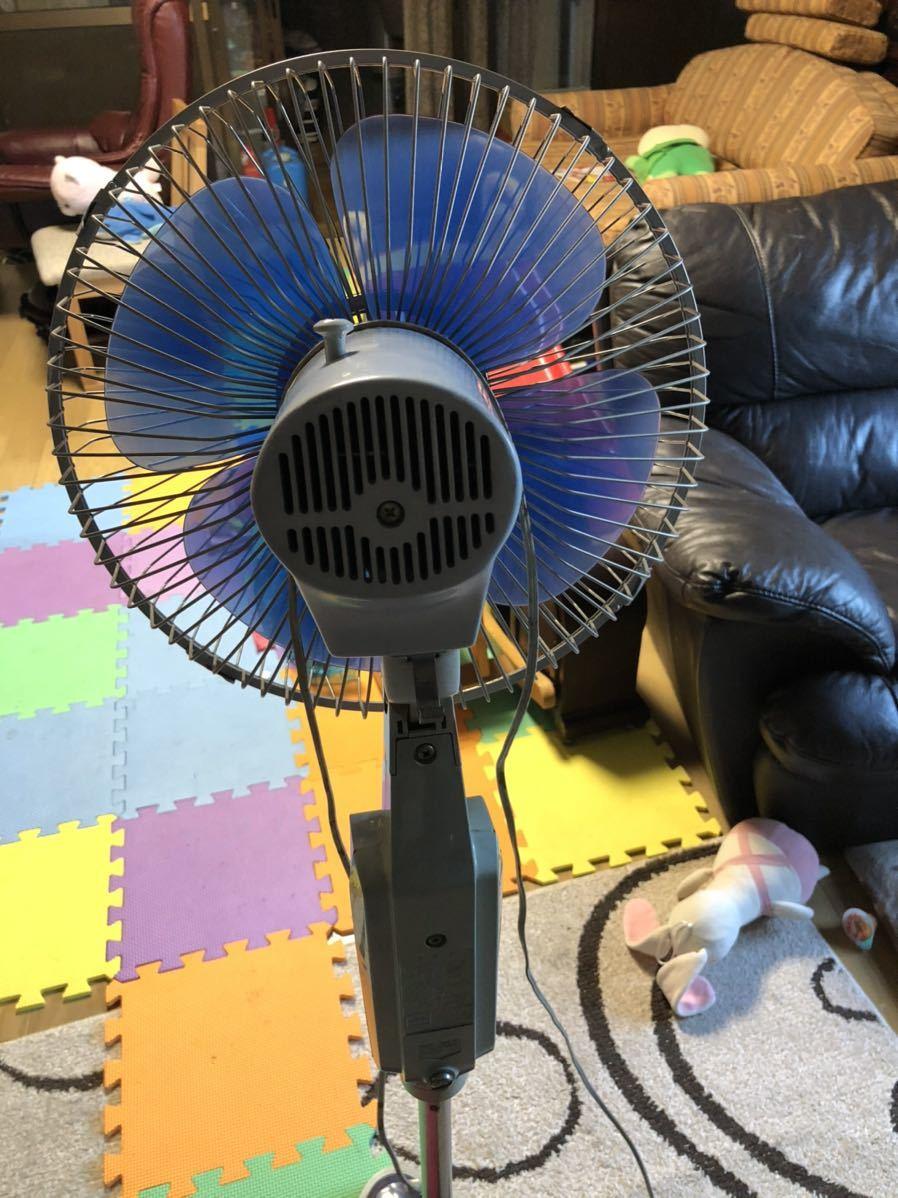 Toshiba 扇風機 レトロ扇風機 昭和レトロ _画像6