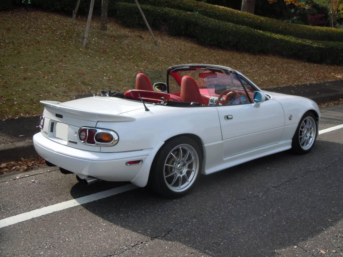 「マツダ ユーノスロードスター フルチューニング車」の画像1