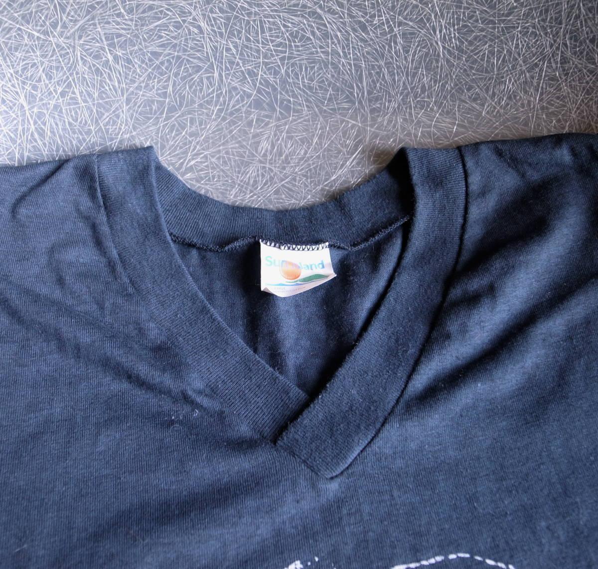 デッドストック 80s 90s ボブ・マーリー Bob Marley レゲエ Reggae ビンテージ Tシャツ JAMAICA製 ジャマイカ ロックT RAP TEE _画像6