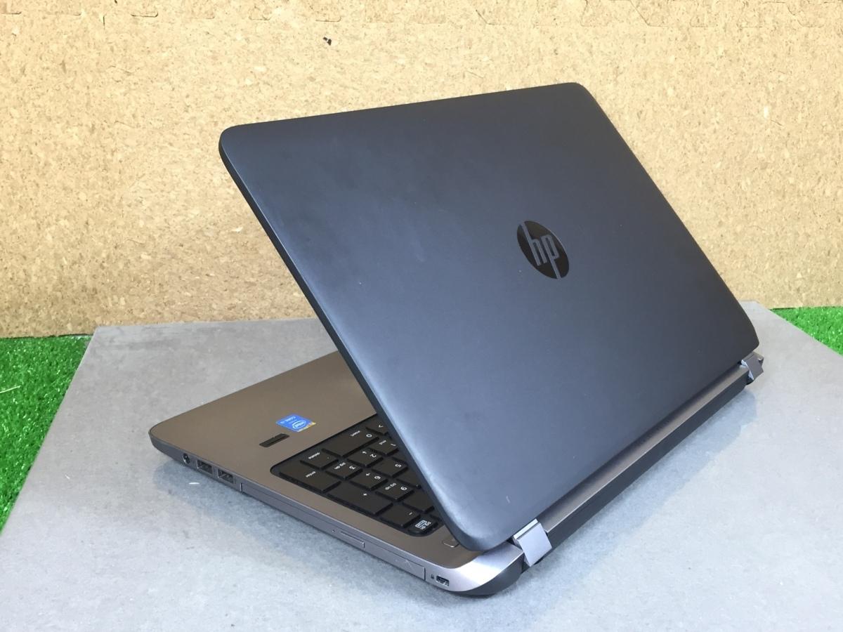 Windows10/office搭載【HP ProBook 450 G2】Core i5-5200U/メモリ4GB/SSD128GB_画像3