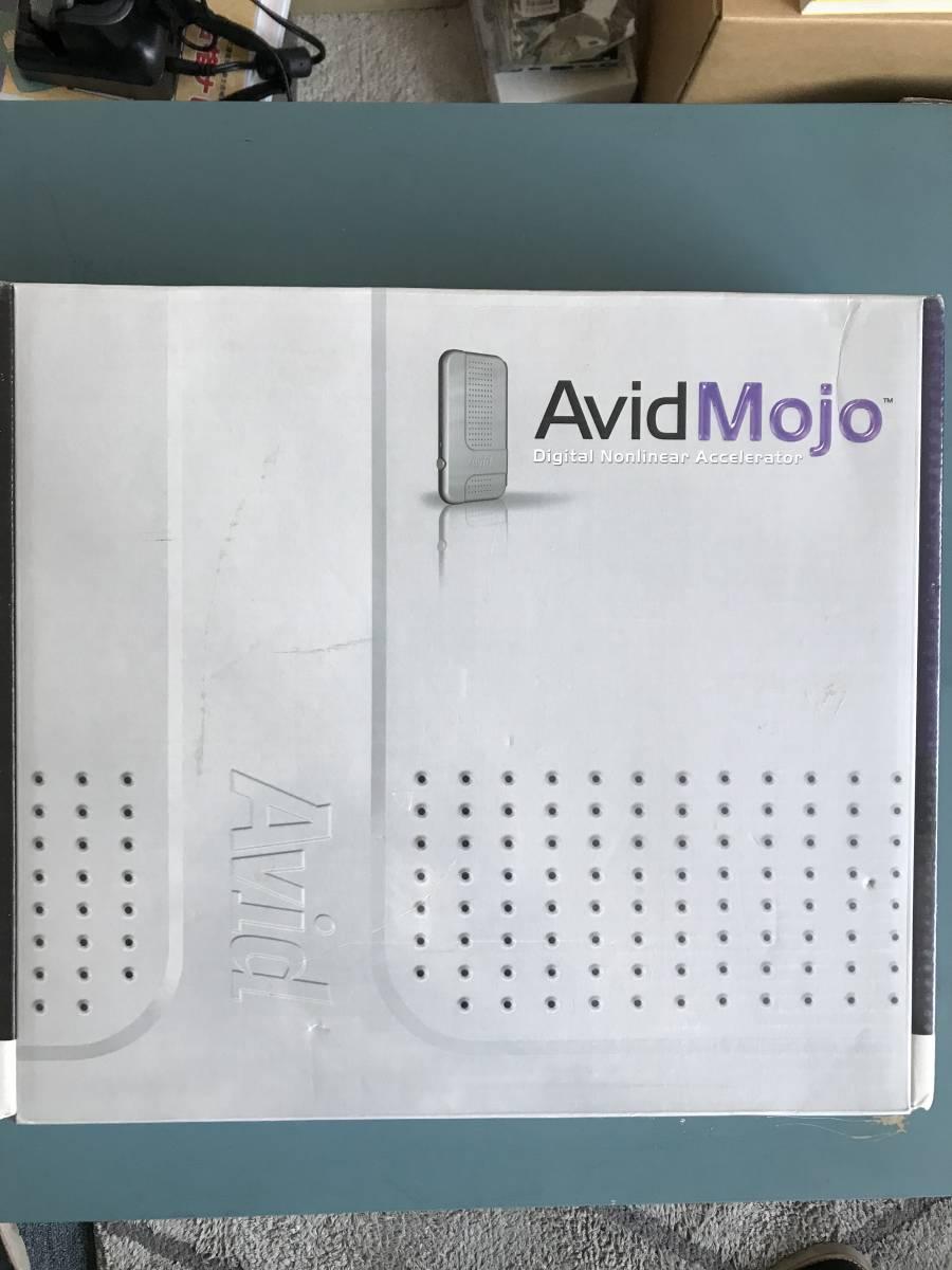 Avid Mojo_画像1