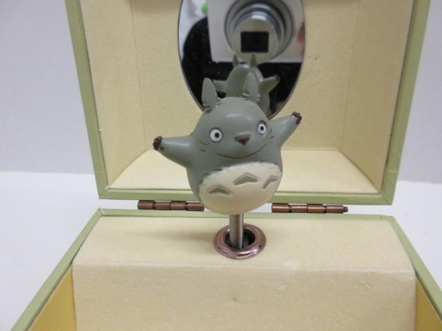 玩具祭 ジブリ祭 美品 セキグチ となりのトトロ オルゴール ペーパーボックス スタジオジブリ トトロ ジブリ_画像8