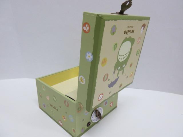 玩具祭 ジブリ祭 美品 セキグチ となりのトトロ オルゴール ペーパーボックス スタジオジブリ トトロ ジブリ_画像9