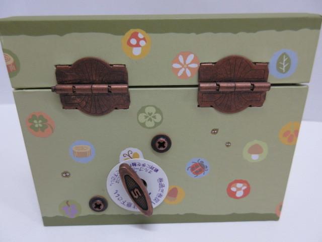 玩具祭 ジブリ祭 美品 セキグチ となりのトトロ オルゴール ペーパーボックス スタジオジブリ トトロ ジブリ_画像4