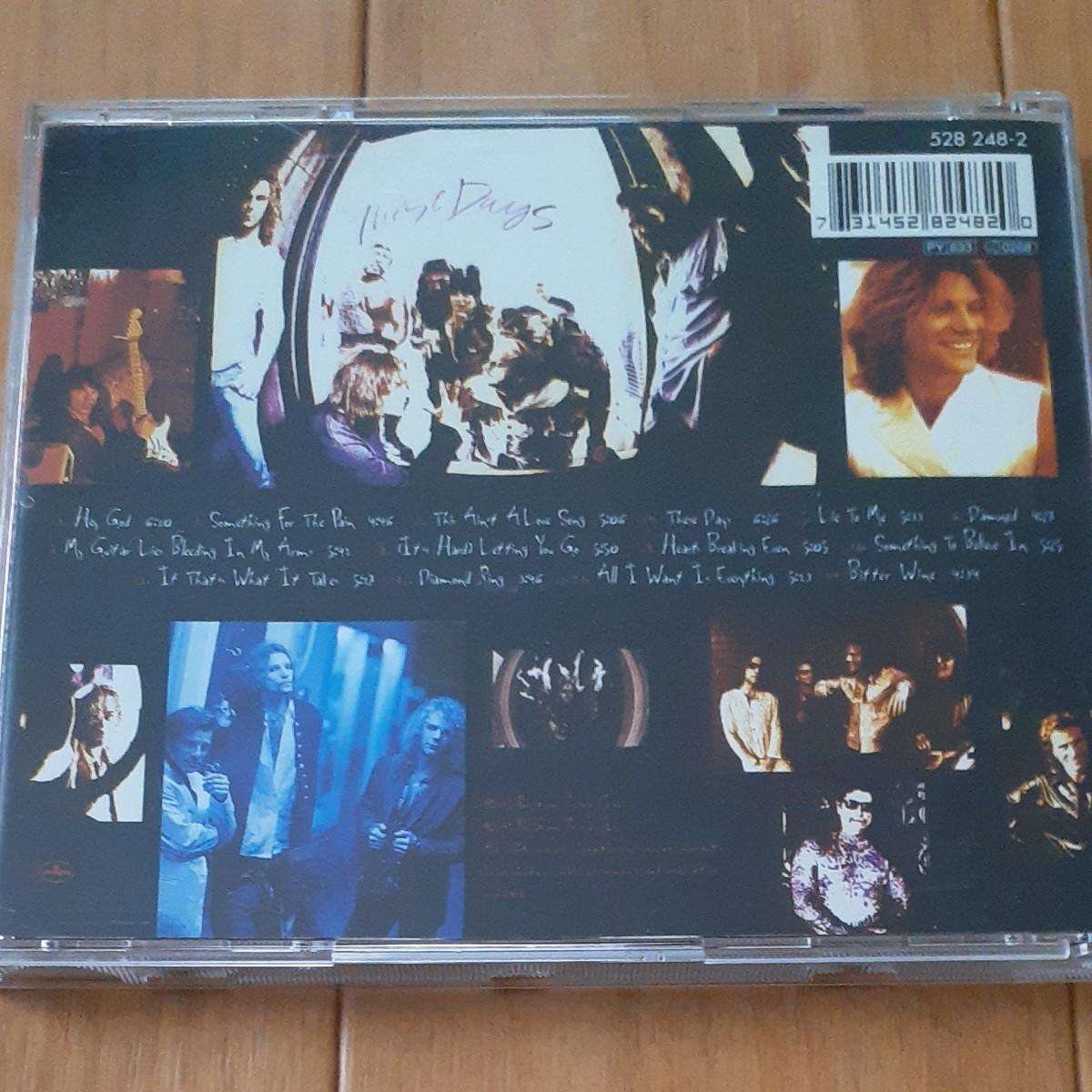 【輸入盤】 These Days/ボンジョヴィ 中古CD