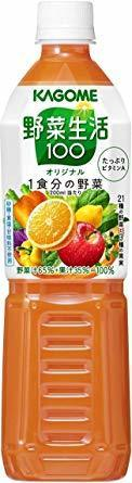720ml×15本 カゴメ 野菜生活100 オリジナル スマートPET 720ml&15本RD6H599_画像1