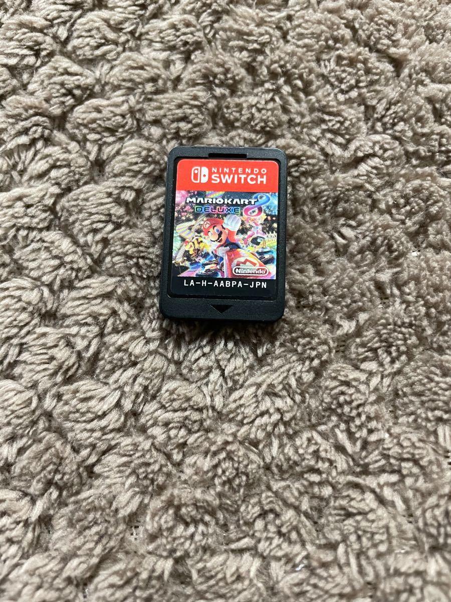 ソフトのみ マリオカート8デラックス マリオカート8  Switch ソフト カセット