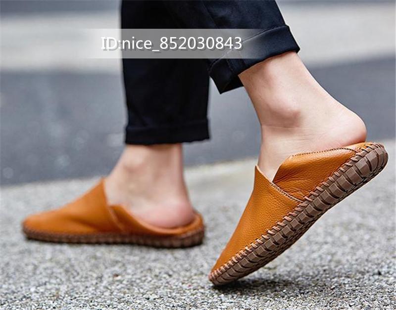 スリッポン メンズ新品 ローファー ドライビングシューズ 紳士靴 カジュアル 柔らかい 軽量通学  [24 cm -28.5cm選択]_画像3