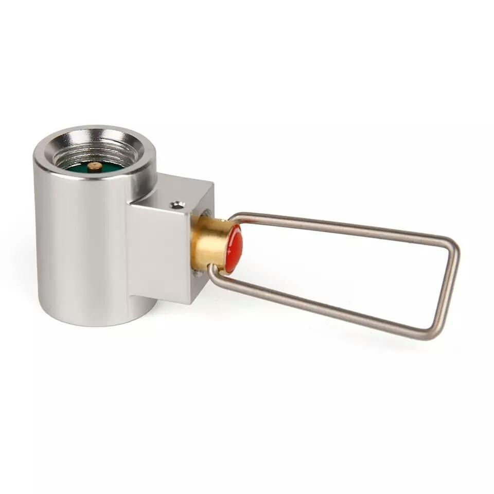 ガスリフィル アダプター ガスコンバータ 詰め替え ガスバーナー U