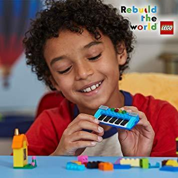 ★レゴ(LEGO) クラシック アイデアパーツSサイズ 11001 ブロック おもちゃ 女の子 男の子_画像5