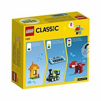 ★レゴ(LEGO) クラシック アイデアパーツSサイズ 11001 ブロック おもちゃ 女の子 男の子_画像6