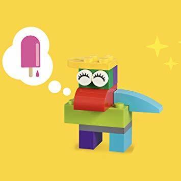 ★レゴ(LEGO) クラシック アイデアパーツSサイズ 11001 ブロック おもちゃ 女の子 男の子_画像7