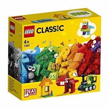 ★レゴ(LEGO) クラシック アイデアパーツSサイズ 11001 ブロック おもちゃ 女の子 男の子_画像10