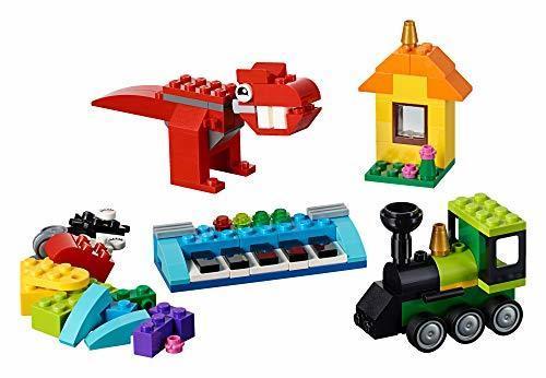 ★レゴ(LEGO) クラシック アイデアパーツSサイズ 11001 ブロック おもちゃ 女の子 男の子_画像3