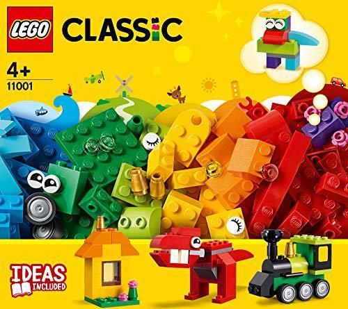 ★レゴ(LEGO) クラシック アイデアパーツSサイズ 11001 ブロック おもちゃ 女の子 男の子_画像4