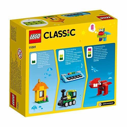 ★レゴ(LEGO) クラシック アイデアパーツSサイズ 11001 ブロック おもちゃ 女の子 男の子_画像2