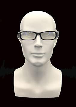 4 PCS M VIEEL 【4 個入り】花粉症めがね M・Sサイズ 防塵 花粉対策 メタルフレーム保護メガネ用サイドシールド _画像6