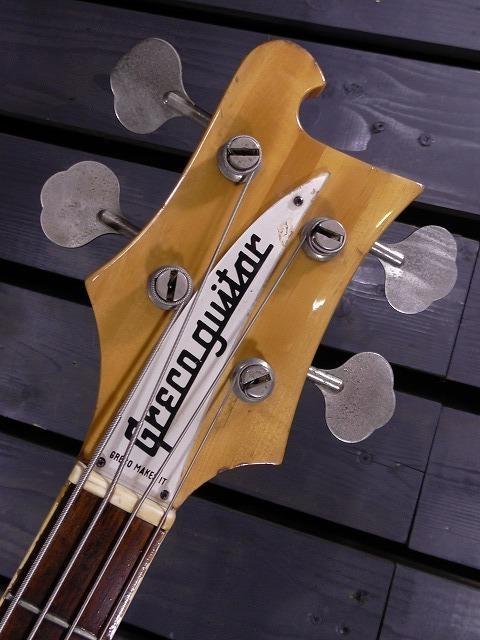 ■値引き可■整備品■下取OK!!★Greco グレコ RB700N Rickenbacker Style Bass 1978年製! G1B19904_画像3