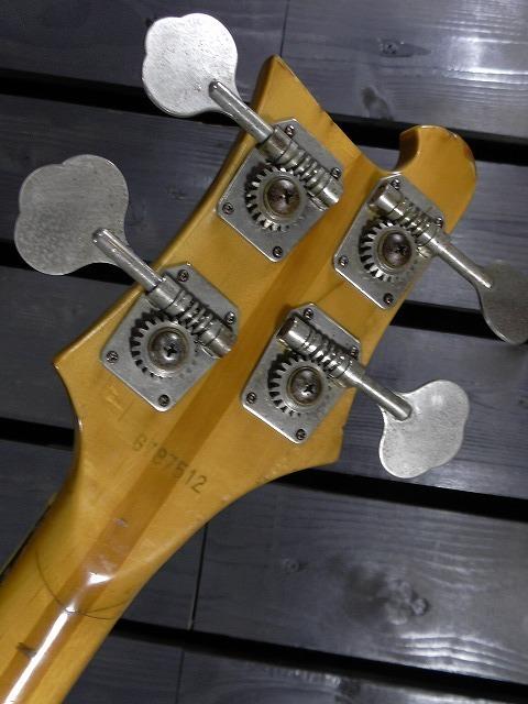 ■値引き可■整備品■下取OK!!★Greco グレコ RB700N Rickenbacker Style Bass 1978年製! G1B19904_画像7