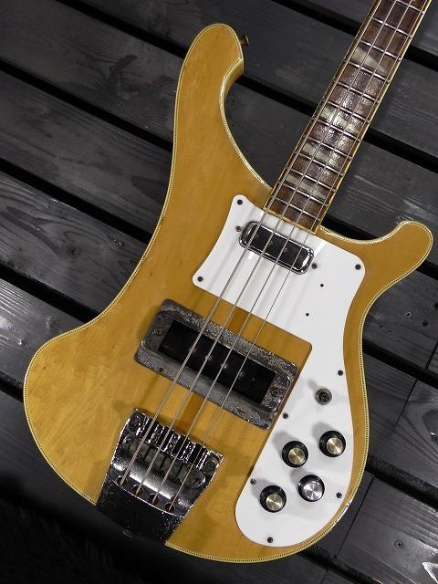 ■値引き可■整備品■下取OK!!★Greco グレコ RB700N Rickenbacker Style Bass 1978年製! G1B19904_画像1